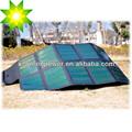 18v plegado del panel solar para el ordenador portátil, de la batería