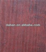 melamine board /plywood /decoration/-Red Applewood
