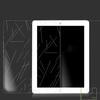 ultra clear screen protector for iPad Mini / Mini 2 custom design do OEM ODM