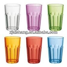European Fashionable First Rate High Quality food grade beautiful shot glass Bpa free