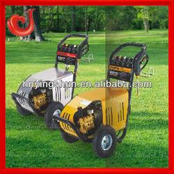 CE 250bar 380V 75KW automatic car wash machine/mobile automatic car wash machine/high pressure water blaster