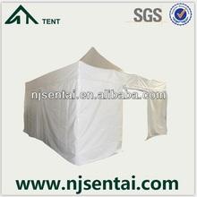 Fire Retardent Aluminium Tube Big White 520g PVC Camping Tent