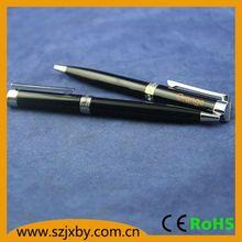 rose gold pen twist metal ball pen rhinestones ballpoint pen