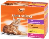 Juwel Cat Food - Delicate Assortments