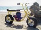 Extra Large Mini Bike Rolling Chassis PIT BIKE