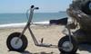 Mini Bike Frame & Wheel Big Studded Tire Kit