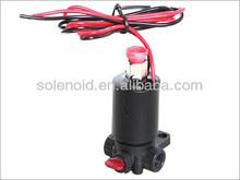 1/8'' inch plastic pilot-type rising stem water gate valve
