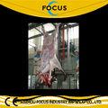 baixo preço do tipo hidráulico pele removida máquina de abate halal equipamentos para gado vaca porco carne de ovinos e caprinos