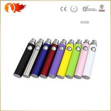 China NEW patent product e cigarette shenzhen evod battery