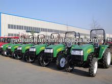 2-WD et 4-WD l'agriculture Mini tracteur liste de prix 40-55hp