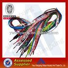 Fashion cheap custom shoelace belt