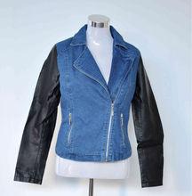 Denim jacket women&brand quality jacket