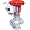 high temperature stainless steel kanger airflow control valve