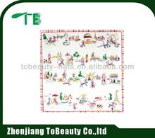 colorful cotton handkerchief