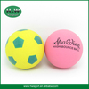 High quality rubber fluoro color High Bounce Hand Balls