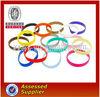 custom brand promotional silicone bracelets