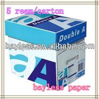 Cheap 100% Woodfree xerox Printer A4 Copier Paper Price