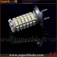 xenon white DC12V/24V 3528 SMD 120LEDS H4/H7 auto led headlight