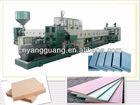 XPS Polystyrene foam board Extruded macking machine