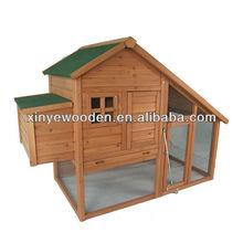 Wooden Hen Cage