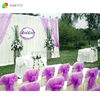 Portable easy-install compact christmas wedding/event/parties stage backdrop curtain