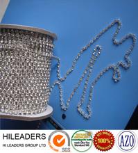 RT787 Decorative Strass Chain/Fake Diamond Chain Sequin Ribbon