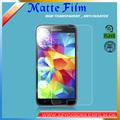 mais popular e preço de fábrica samsung galaxy s5 i9600 matte telefone móvel protetor de tela