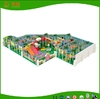 kiddie popular large forest style floors indoor soft playground equipement for sale