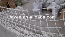 EU market PP.PE Trailer Net, safety net estate,PE.PP cargo net from RAYEE