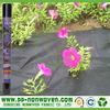 Black pp spunbond agriculture weed control