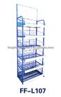 New Design Floor Stand Metal Shop Rack Display For Supermarket