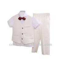 baby 3 pieces suit vest