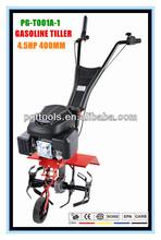 4.5HP Light Duty Mini Gasoline Power Rotary Tiller Cultivator In Garden Farm