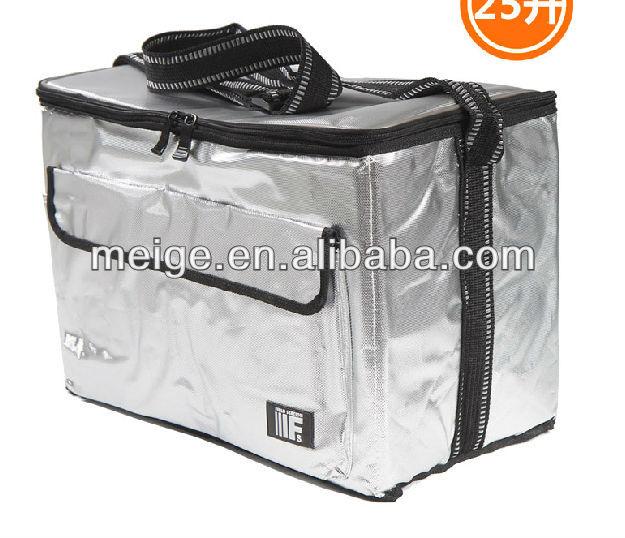customized cooler bag/cheapest cooler bag/aluminium foldable cooler bag