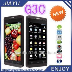 Latest Dual Sim Android Quad Core Mt6582 1.3Ghz GPS Wifi Smart Mobile Phone