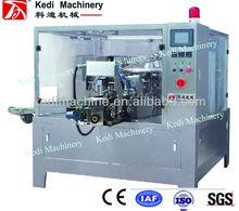 Automatic Rotary Granule/liquid/powder food filling packing machine