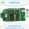 prototype pcb assembly, Video decorder PCBA with components