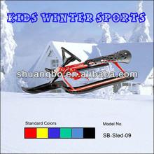 CE Marked Adult Snow Ski Sled for Super Market