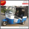 150cc Tuk tuk trimoto taxi/bajaj passenger tricycle