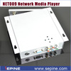 Cheap price net009 digital signage player linux with free software