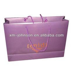China factory wholesale decorative reusable shopping bag