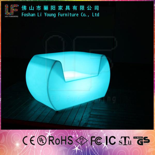 Kunststoff led outdoor sofa led beleuchtung sofa lgl26 7001 3