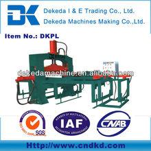 DKPL 600*300 china coal ash brick making machine made by factory