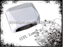 18W Led Light (CCFL 12w+LED 6w)! 2012 New Arrivel 18W Nail Gel Polish UV LED Lamp!!!