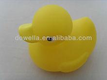 custom vinyl duck toys/ cartoon figure toy/ OEM animal baby bath toys