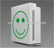 negative ion purifier with HIve painting active carbon ESP,FILTER; HUMIDIFIER; SENSOR