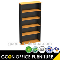 High quality wooden bookcase bookshelf for sale Made in China