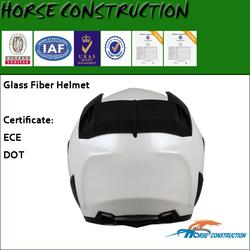 HM Glass Fiber Open Face Helmet