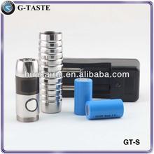 Gravity sensor shaking control G-Taste best selling GT-S vaporizer pen