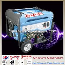 220 Volt 3 Phase AC Power Generator
